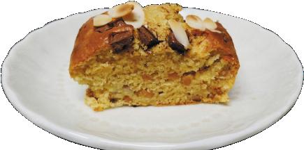 納豆パウンドケーキ