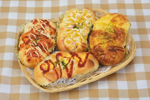 10月の太鼓判  もっちりちぎりパン